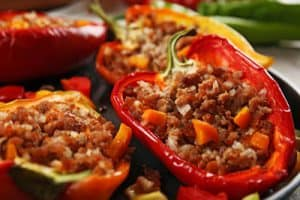 Stuffed Pepper​