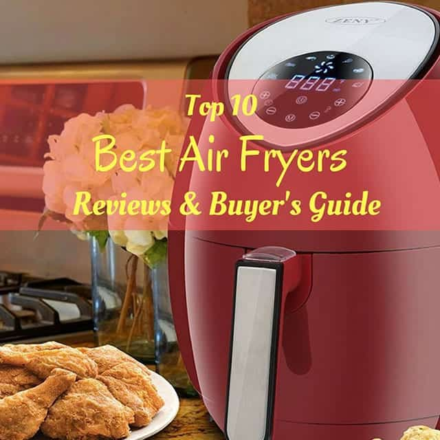 Best Air Fryers Reviews 2018