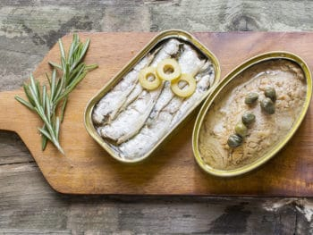 Best Canned Sardine