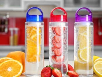 Best Fruit Infused Water Bottles