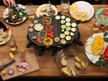 Best Raclette Grills