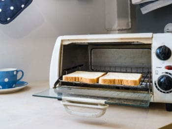 Clean Your Toaster Oven