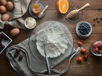 How To Sift Flour Without A Sifter