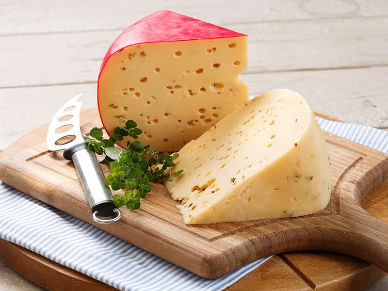 Values Of Gouda Cheese